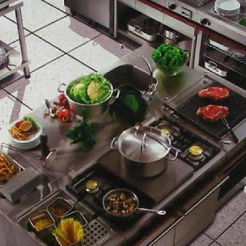 Cuisines professionnelles